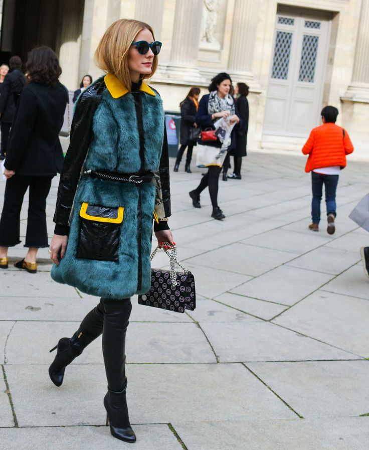 Phil Oh S Best Street Style Pics From Paris Fashion Week Olivia D 39 Abo Style And Fashion Weeks