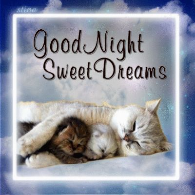 Good Night, Sweet Dreams!