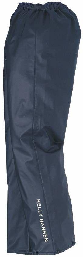 Pantalon de pluie Voss étanche Helly Hansen en PU légère, disponible sur Oxwork.com