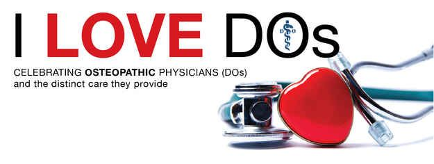 Osteopathic Physicians get the Doctor of Osteopathic Medicine (D.O.) degree. | Osteopathic Medicine Does Exist!