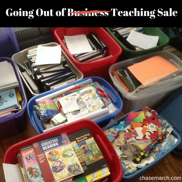 QUITTING TEACHING - SUPER SALE!   I have been collecting teaching resources for the past 15 years. I have bins and bins of resources that I have grouped together by grade level. And they are ALL FOR SALE!