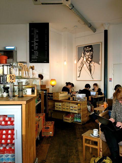Kooka Boora Café, Montmartre