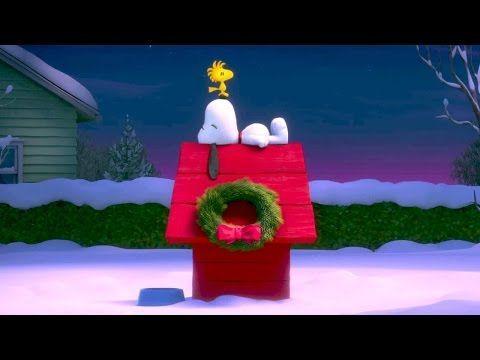 ▶ PEANUTS Trailer # 2 (Snoopy Movie - 2015) - YouTube
