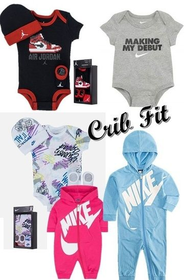 90909e28de Nike Baby Outfit Onesie Baby Clothing Set Baby Hat Baby Bodysuit Baby Boots  Baby Hooded Bodysuit Baby Shower Gift Fun Graphic Bodysuit #shopthelook ...