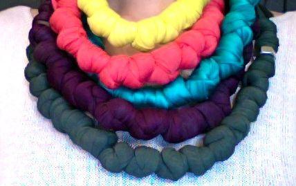collane fai da te - DIY necklaces