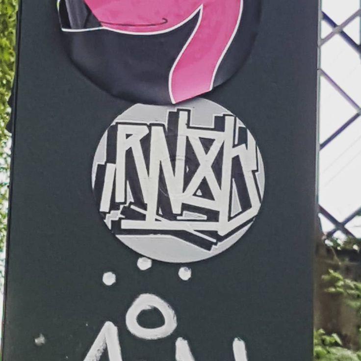 Rn86 . . . . . . .  radon_rn86  the_rad_one  düsseldorf  streetart  urbanart  b…   – pasteup