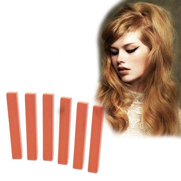Bronze Hair Dye | MAPLE HONEY – 6 Light Brown Hair Chalks | HairChalk  Bronze Hair Color for your temporary hair dying fun! A complete 6 Hair Copper hair kit