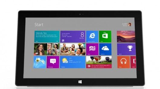 Microsoft revela su nueva tableta Surface