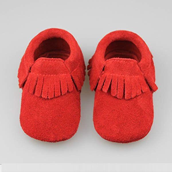 Sassybeah presenta  lil baby mocs!  Realmente no hay mucho más lindo!  Si pone su poco uno, se sienta, gatea, camina o ejecuta, estos zapatos rojos vibrantes se ven adorables en pies minúsculos de la bub!  Tamaño 0-6 meses: 11.5 cm 6-12 meses: 12,5 cm 12-18 meses: 13.5 cm 18-24 meses: 14,5 cm  Colores más próximamente...