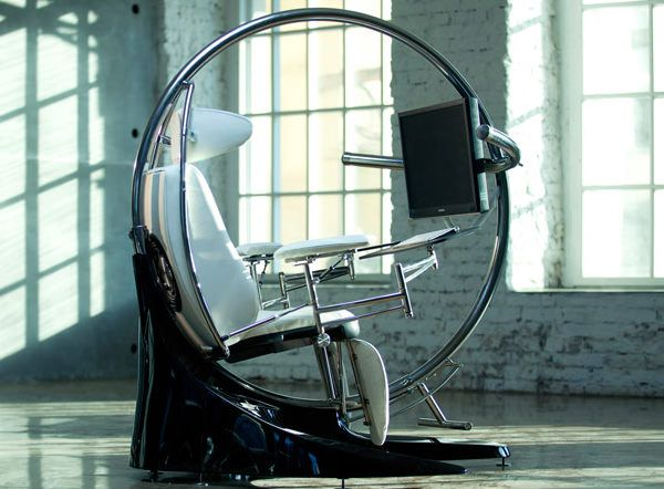 20 Uniquely Designed Workstations & Office Desks