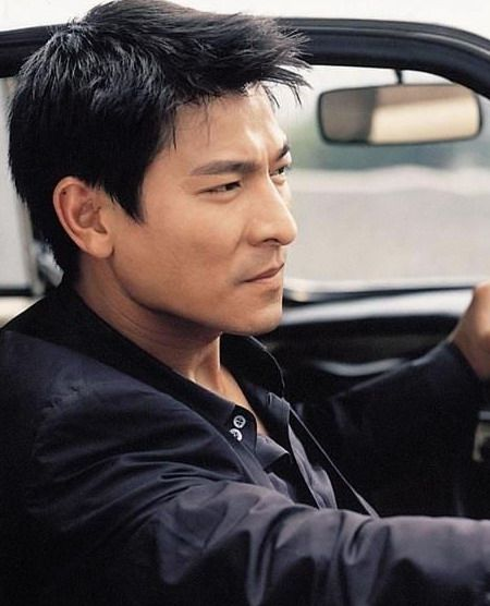 """Andy Lau--link with Kelly Chen """"I don't think I love you enough"""""""