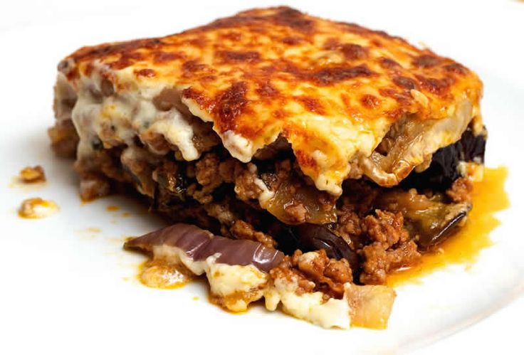 Moussaka légère facile au thermomix