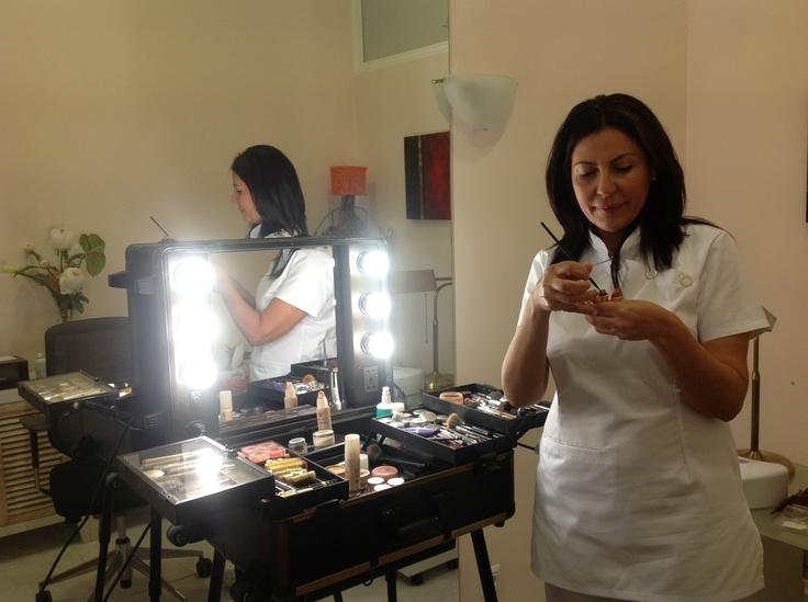 Maquillaje,belleza,tensores faciales,imagen,salud,rejuvenecimiento
