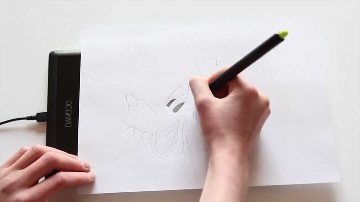 How to Use The Bamboo Pen and Touch
