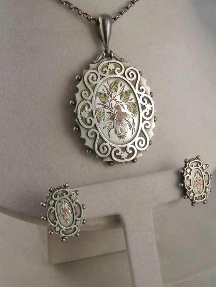 1000 Images About Aesthetic Movement Jewelry On Pinterest