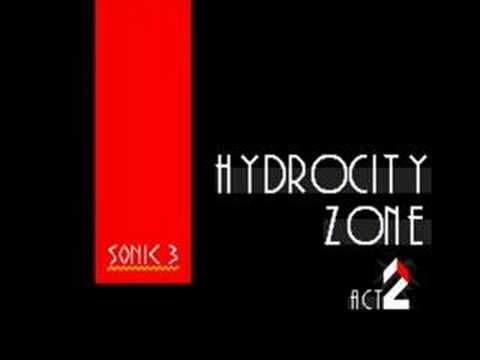 This is the music for act 2 of the Hydrocity zone in Sonic 3.