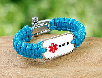 medical alert survival bracelet | Coolest Paracord Survival Bracelets | Essential Survival Tool For Emergency Preparedness by Survival Life at http://survivallife.com/paracord-survival-bracelets/