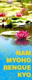 Buda na Web: O significado de Nam myoho renge kyo