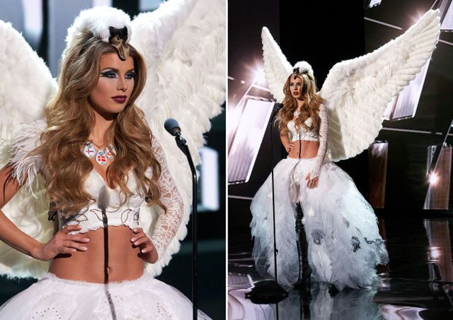 23 Insane (Amazing) Miss Universe 2015 National Costumes  - Cosmopolitan.com