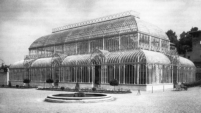 I 3 segreti del tepidario del Roster, nel Giardino dell'Orticultura di Firenze