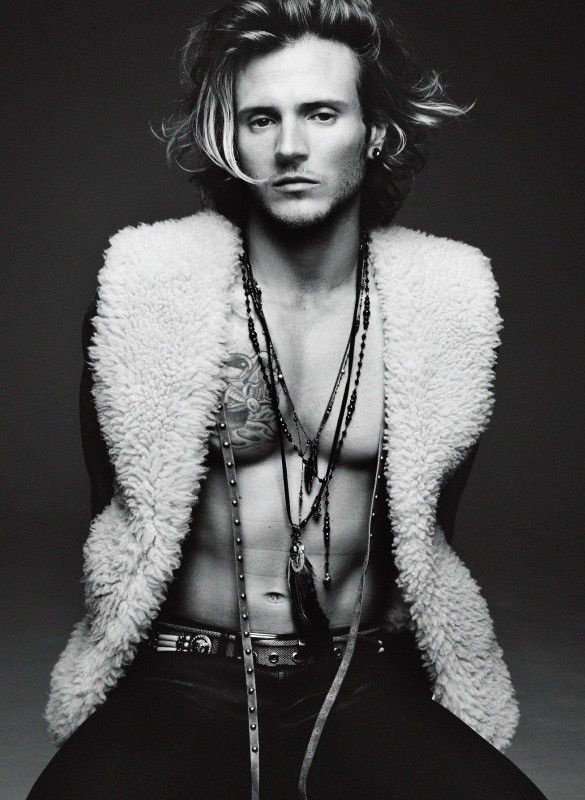 Dougie Poynter- Louie Banks- Notion Magazine