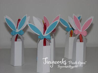 TinyWorks: Box Bunny Easter