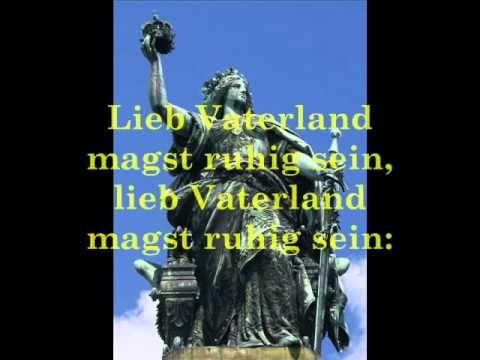 ..Die Wacht am Rhein .