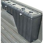 2000-2006 Toyota Tundra Storage Box - Vertically Driven Products, Direct Fit, 40 x 9.5 x 20 in., Rear Wheel Well - JCWhitney