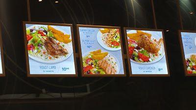 Prime LED Light Boxes: Why restaurants benefit from custom light boxes