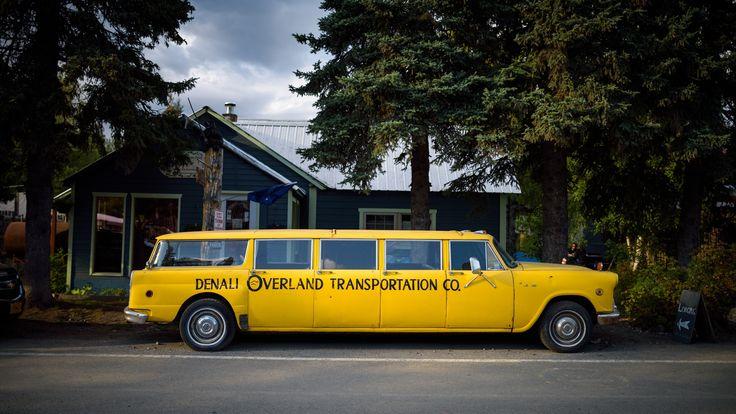 Denali Overland Transportation Co. by Tom Stoncel on 500px