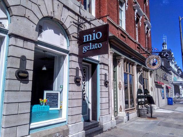 Mio Gelato, Kingston, Ontario, Canada - 104502761433208818575 - Picasa Web Album