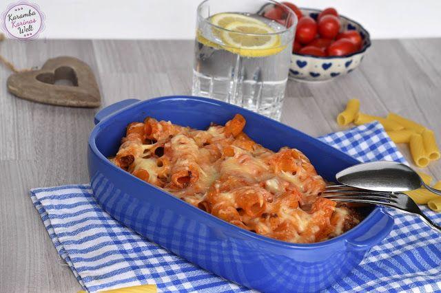 Rigatoni al Forno - Die allerbesten die ich jemals in meinem Leben gegessen habe