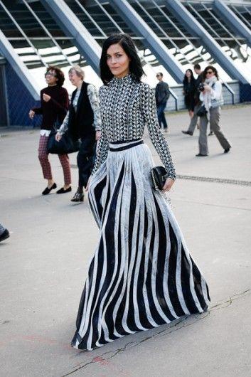 Leigh Lezark - Parijse Straatmode - Street Chic - Fashion - VOGUE Nederland