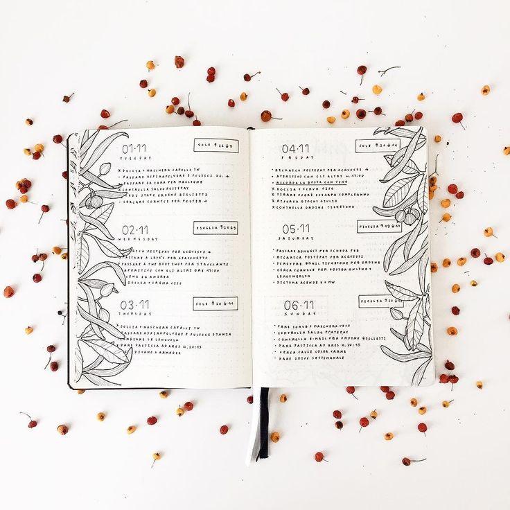 Bullet Journal : l'art de s'organiser - Marie Claire Idées