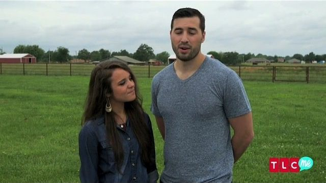 Jinger Duggar and Jeremy Vuolo courting June 20th 2016