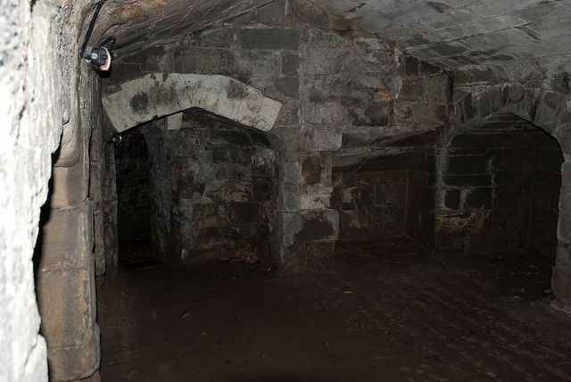 Medieval Castle Dungeons