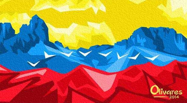 Venezuela es un arte las impresionantes obras del artista - Baneras de obra ...