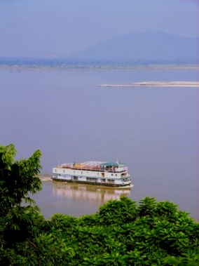 The Brahmaputra is one of the most important rivers in Asia and flows right through Assam.