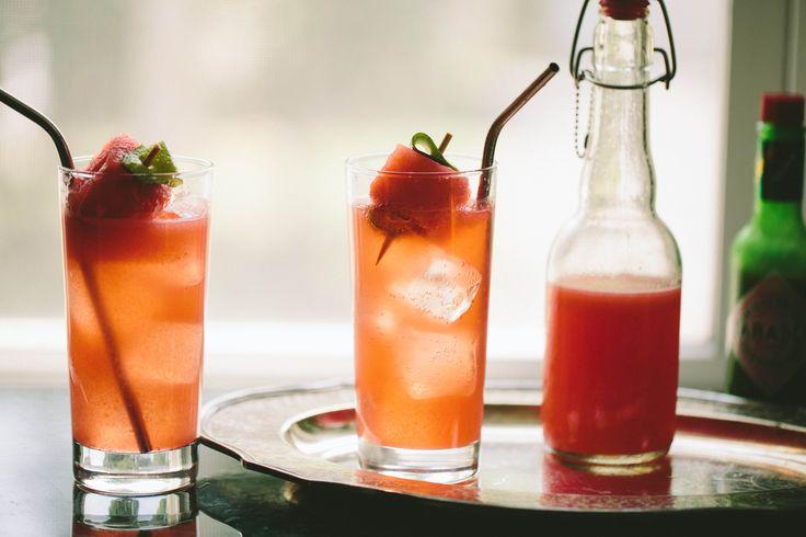 about Shrub recipes (aka drinking vinegar) on Pinterest   Shrubs ...