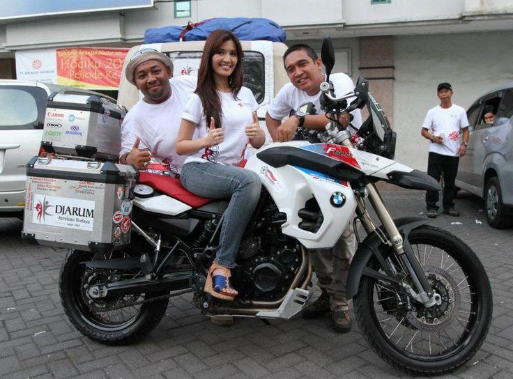 Semarang 29/06/2011 with Asti Ananta