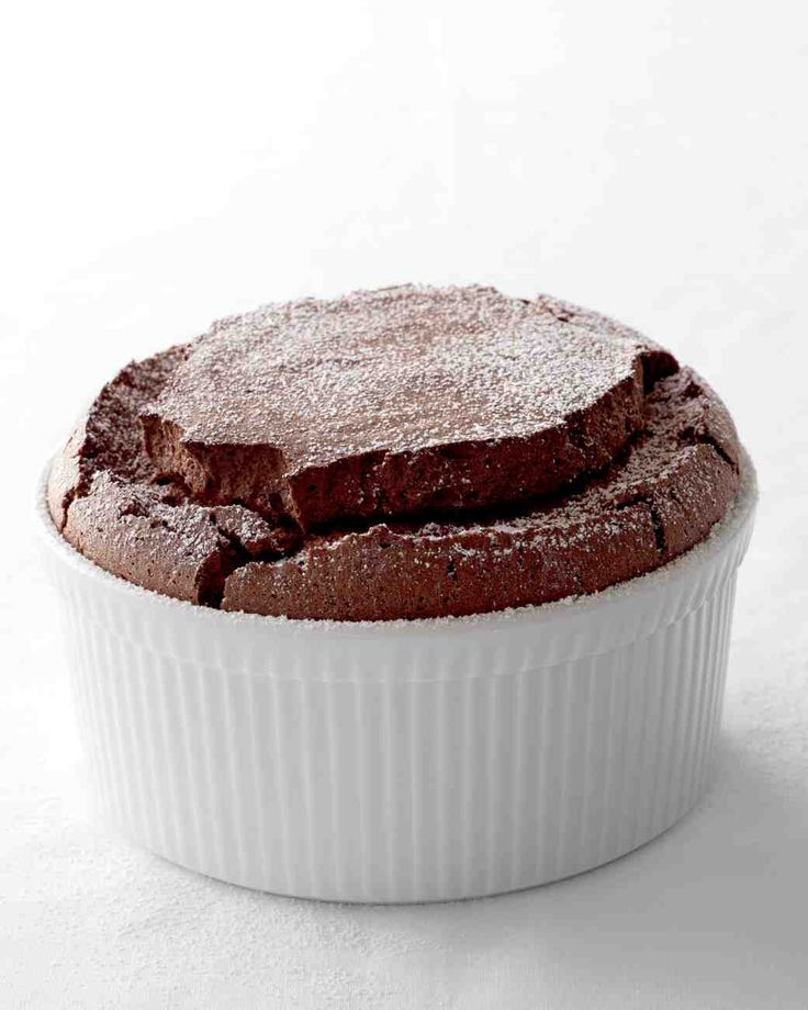 Chocolate Souffle Recipe | Want to show someone you really love them? Whip up a dessert that's guaranteed to impress, yet simple to make (with these tips, of course).