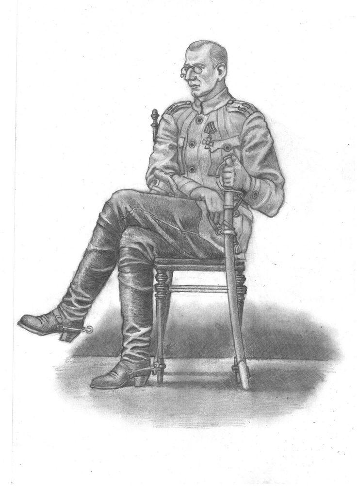 General Drozdovsky M.G.