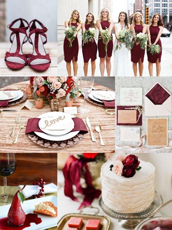 Best 25 Cranberry Wedding Ideas On Pinterest Fall
