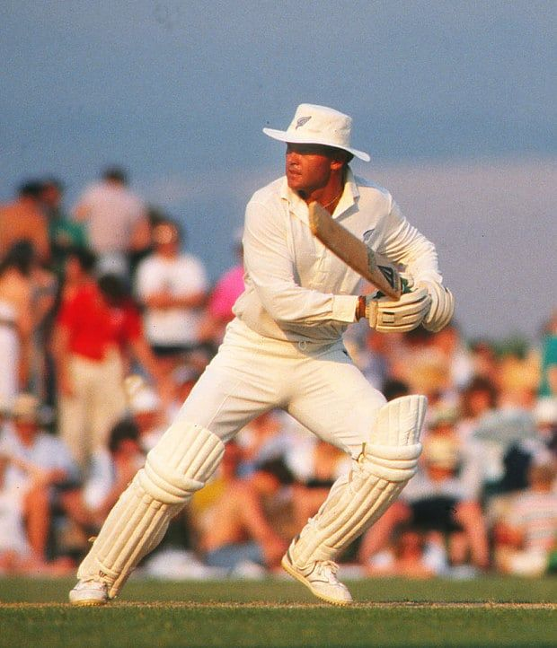 Martin Crowe (1962-2016) was just 53 when he died. He was a New Zealand cricket player and commentator who played for NZ between 1982 and 1995, and is regarded as the country's greatest batsman. He made his Test debut for New Zealand at the age of 19. Named a Wisden Cricketer of the Year in 1985, he was appointed New Zealand's captain in 1990, and led the team until 1993.  When he finished his international career in 1995, he held the NZ records for the most Test and ODI runs.