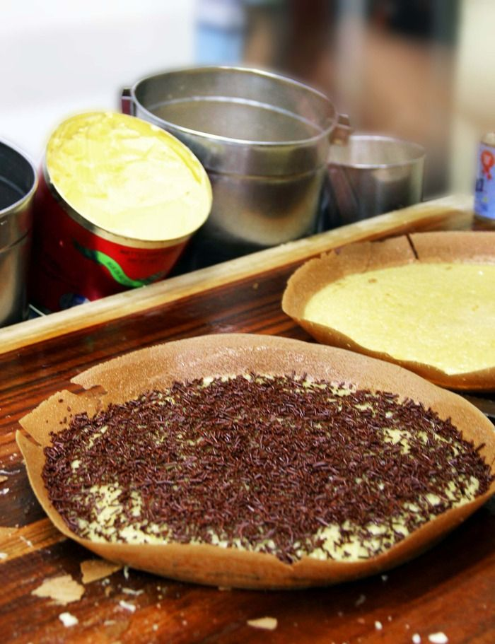 Martabak San Francisco in the making. Photo by Rian Farisa.