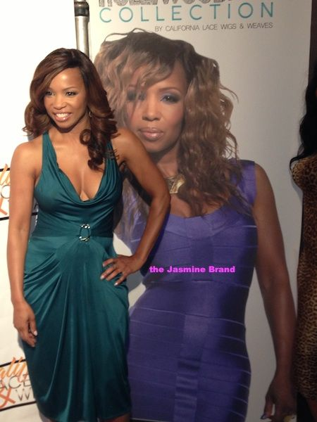 Elise Neal Launches New Weave Line