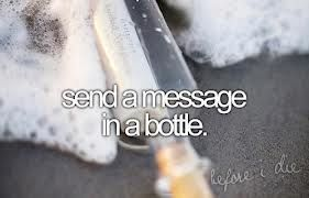 things I want to do before I die -