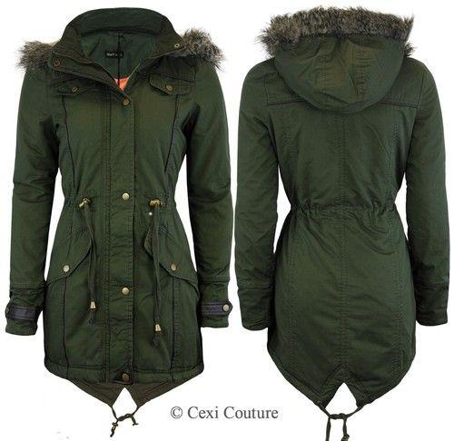 Best 25  Ladies parka jacket ideas on Pinterest   Celine online ...