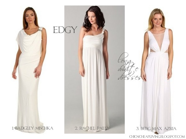 Edgy #wedding gown alternatives under $1000 - isn't the Rachel Pally gown great for the beach? #fashion #style