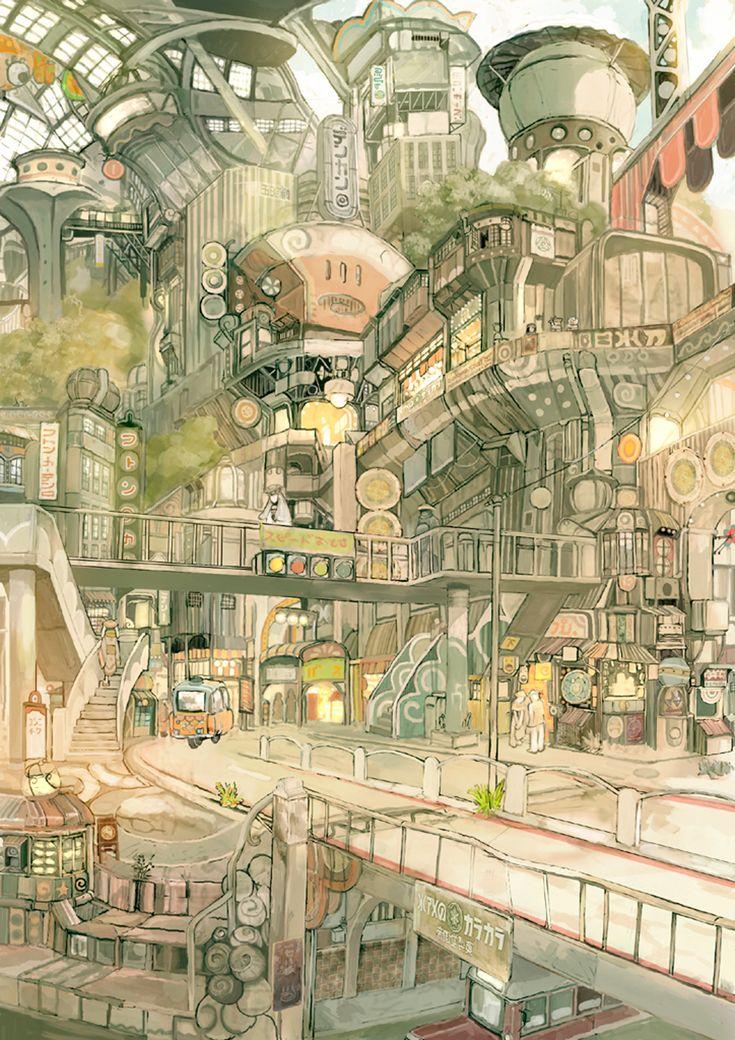 The Art Of Animation, TekkonKinkreet